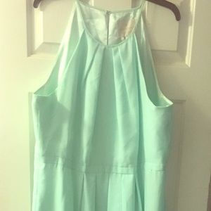 Weddington Way Mint Bridesmaid Dress